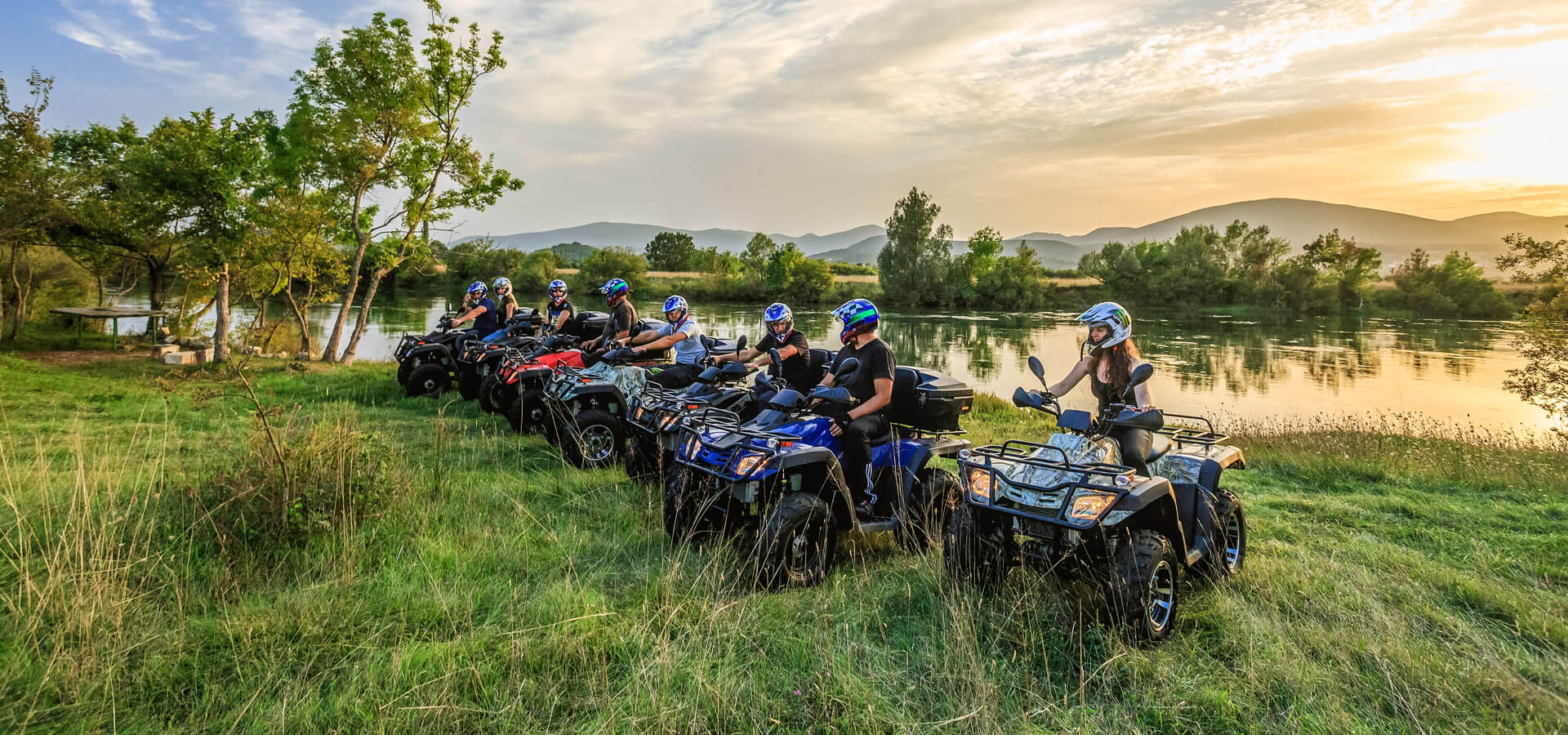 ASTERIA ATV / KAYAK CUSTOM TOURS