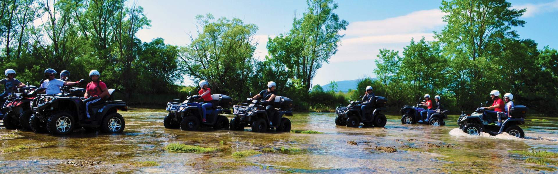ATV RIVER TOUR